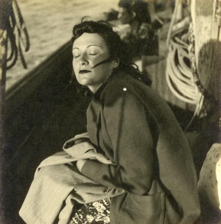 Lina Bo Bardi, a representação da mulher no espaço público, Cortesia de Instituto Lina Bo e P.M. Bardi. Autor desconhecido