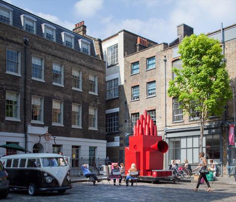 Call for New Installations: RIBA's Summer Showcase 'Constructing Communities'