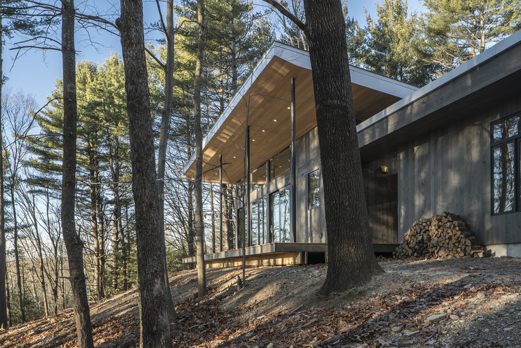 Casa Linterna en lo Alto / Studio MM Architect, © Brad Feinknopf