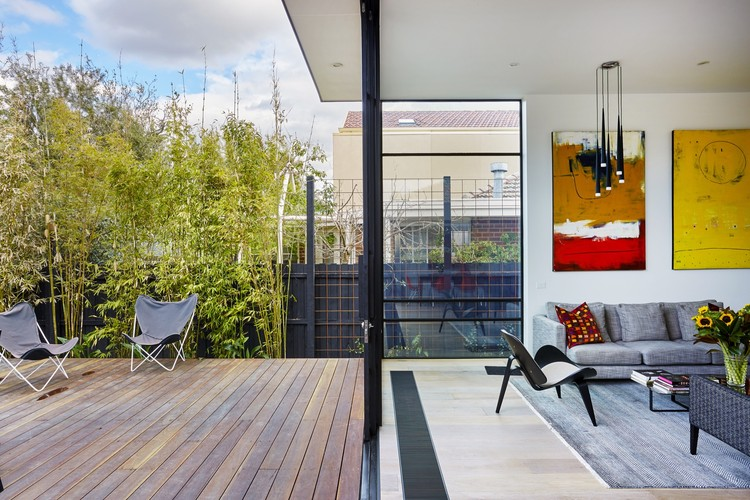 Malvern house jost architects archdaily fraser marsden solutioingenieria Gallery