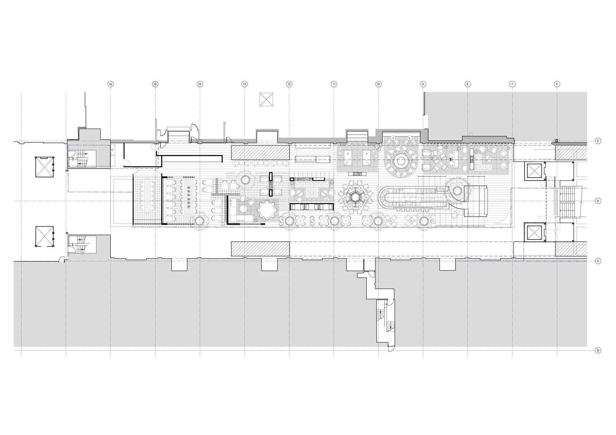 New nd Floor Plan