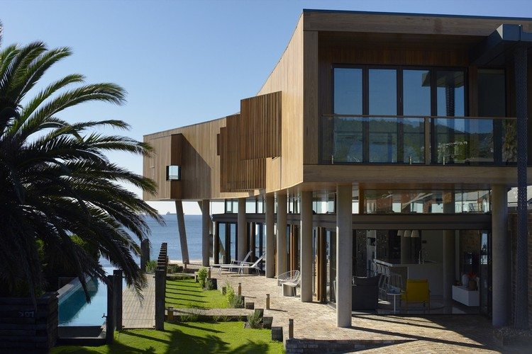 Casa de Playa en Austinmer / Alexander Symes Architect , © Nicholas Watt
