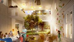 "White Arkitekter's ""Home for Heroes"" Breaks Ground in Sweden"