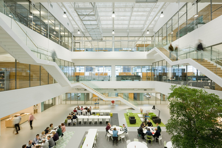 Reaccomodation GustoMSC Schiedam  / JHK Architecten, © Marcel van der Burg