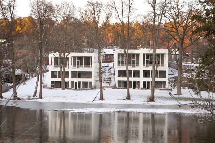 Solsidan Housing / Max Holst, ©  Lars Grafström