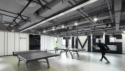 Times Property Staff Activity Center / C&C DESIGN CO., LTD.