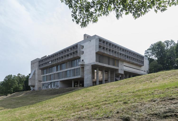 Clásicos de la Arquitectura: Convento de La Tourette / Le Corbusier, © Fernando Schapochnik
