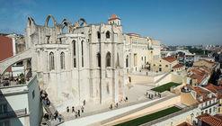 Álvaro Siza Restores the Carmo Convent Area in Lisbon