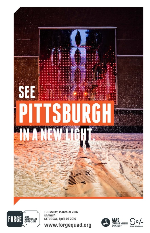 Forge: New Urban Frontiers, See Pittsburgh in a new light...