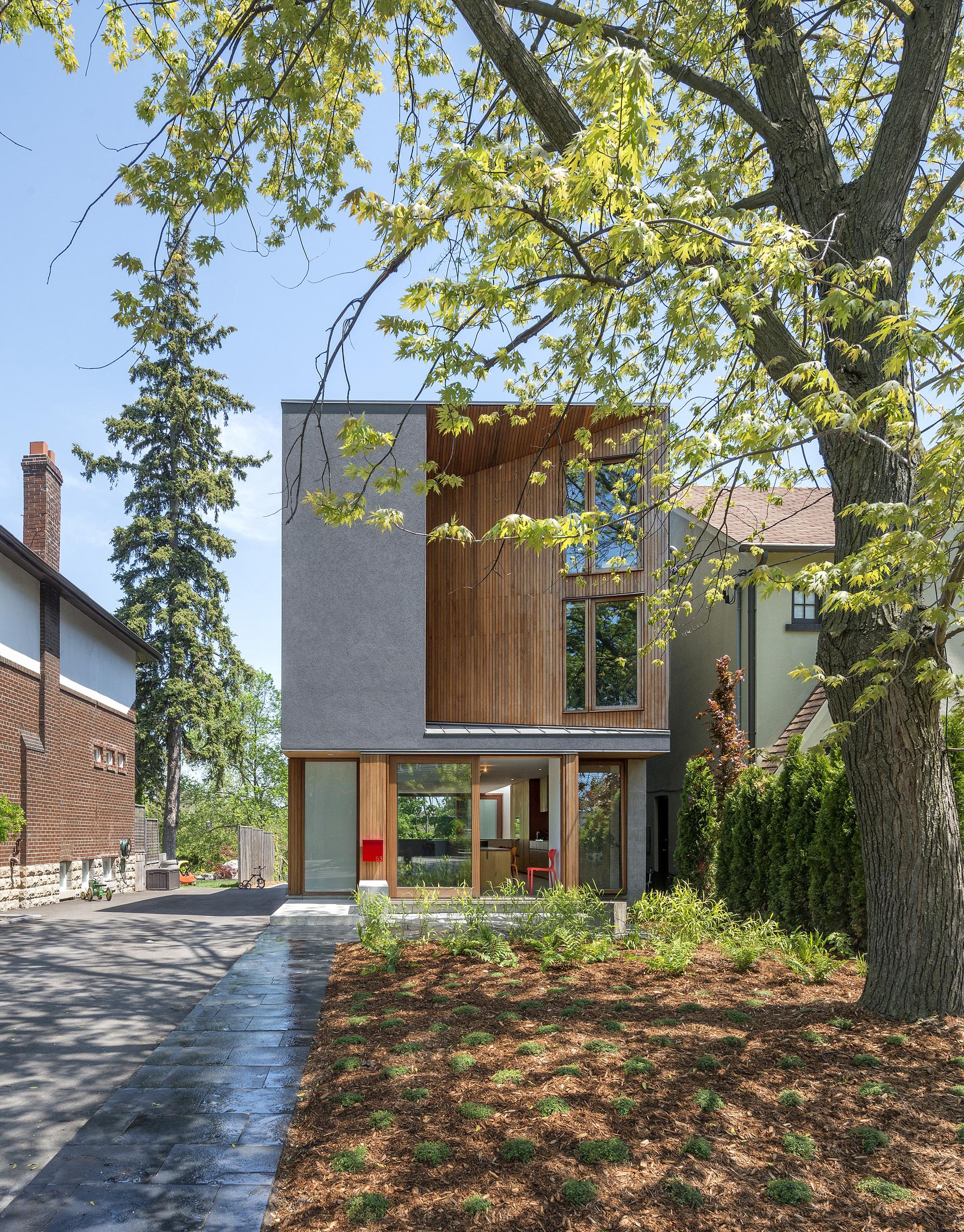 Galería de Casa Bala Line / Williamson Chong Architects - 1