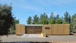 Centro de Visitantes Despeñaperros  / Manuel Gómez Viveros + Santiago Matute Díez + Ayerbe Recco Arquitectos