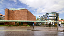 AD Classics: House of Culture / Alvar Aalto
