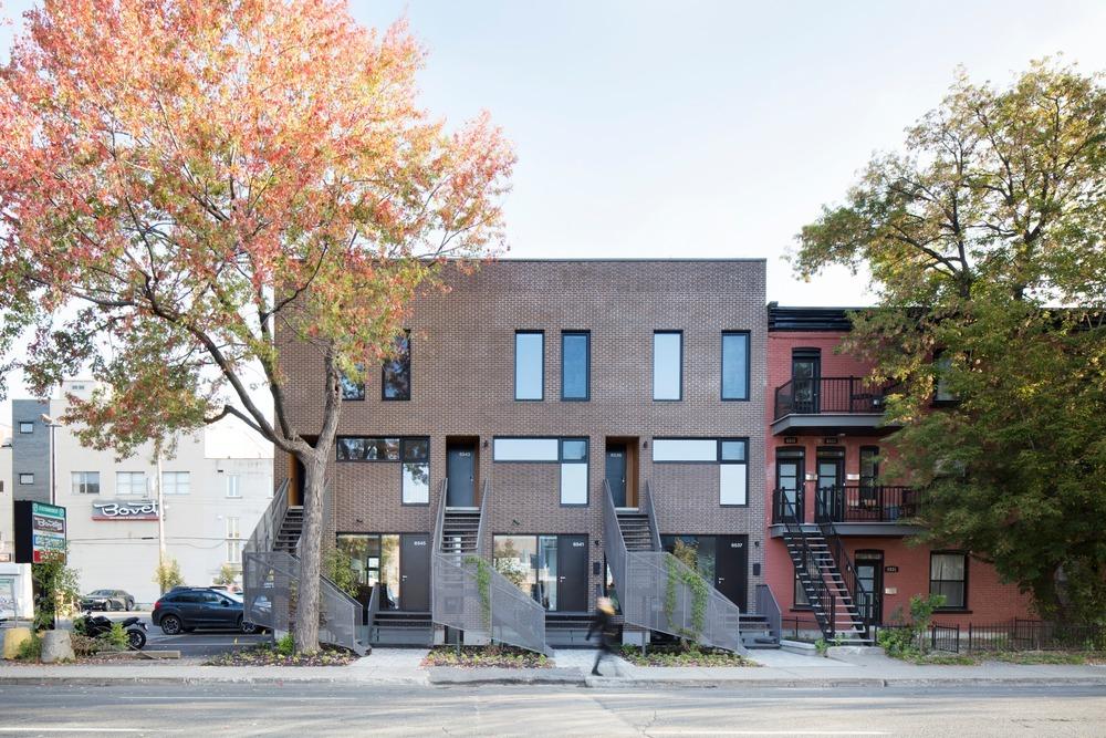 The François-René Project / Architecture Open Form + Maître Carré