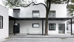 Pump House Renovation / NAN Architects + JWDA