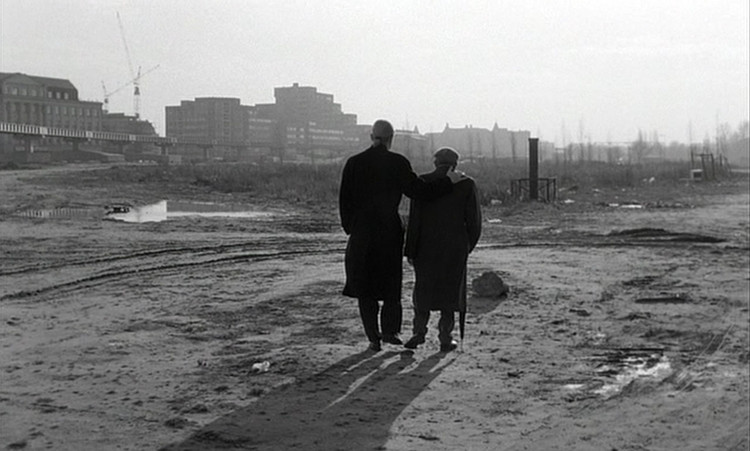 Cinema and the City: 10 Films Starring Cities, Asas do Desejo, Wim Wenders (1987)