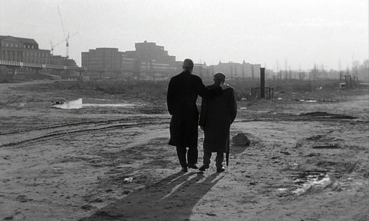 Top 10 filmes sobre cidades, Asas do Desejo, Wim Wenders (1987)