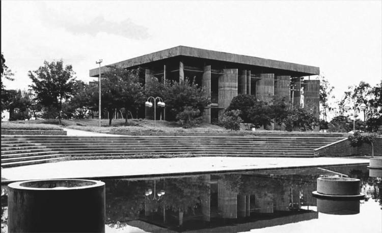 Clássicos da Arquitetura: Tribunal de Justiça do Estado do Piauí / Acácio Gil Borsoi , Cortesia de Borsoi Arquitetos