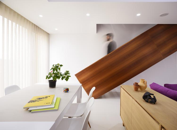 Casa 2en1  / Gaztelu Jerez Arquitectos, © Javier Bravo Jabato