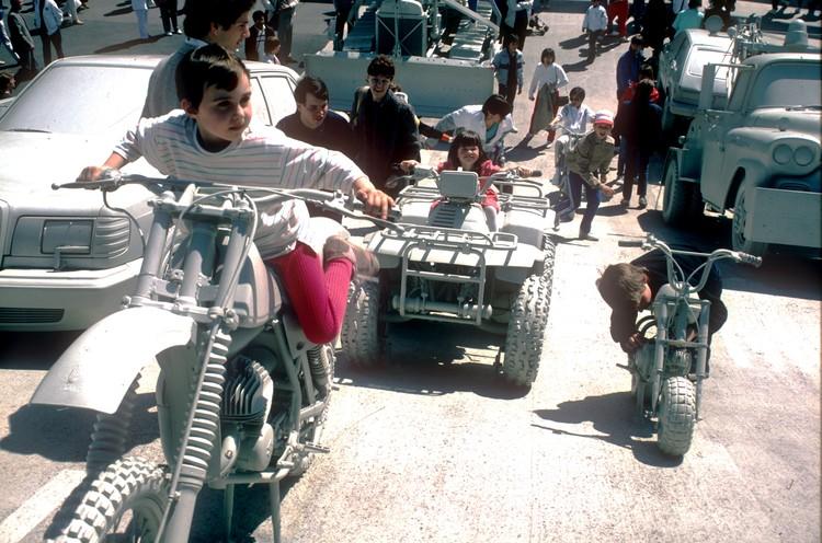 Quốc lộ 86 tại Triển lãm Thế giới 1986 ở Vancouver.  Hình ảnh © TRANG WEB