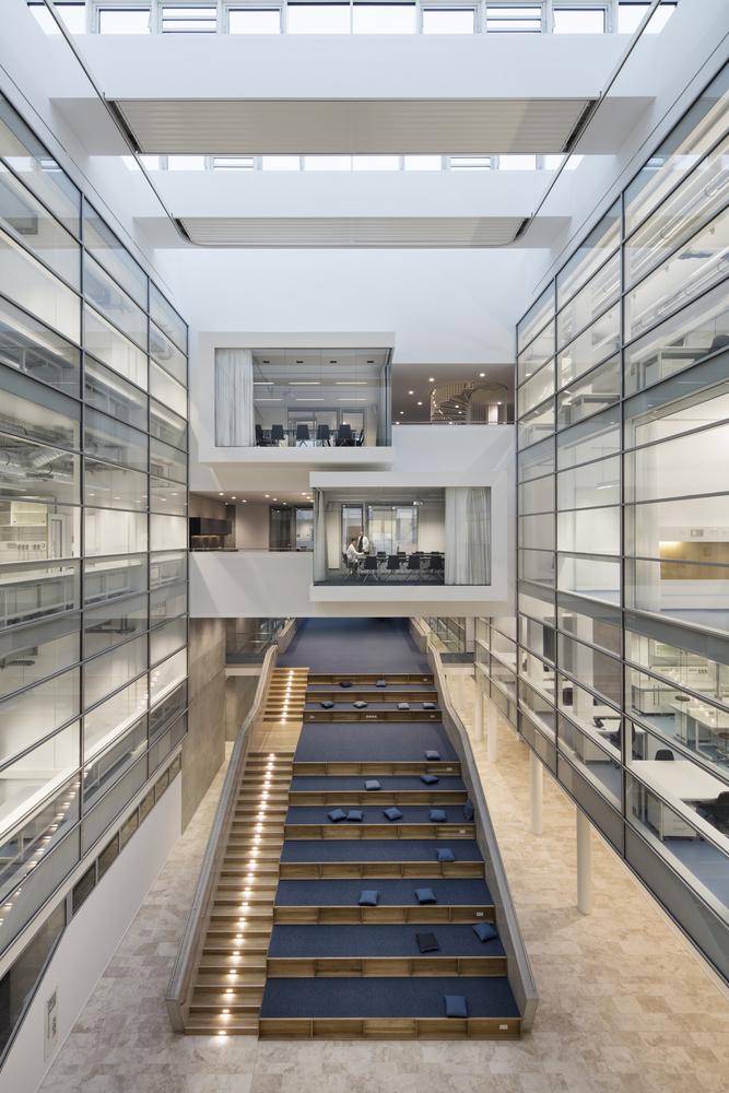 Architekten In Lübeck gallery of center of brain behavior and metabolism hammeskrause