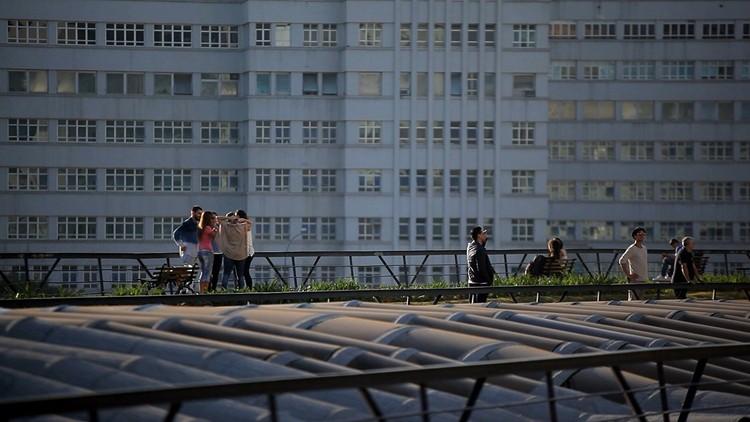 Reveja os episódios da primeira e segunda temporada da série Arquiteturas do Sesc TV, Centro Cultural São Paulo, tema de um dos episódios da segunda temporada da série Arquiteturas. Image via Arcoweb