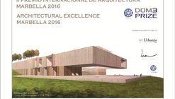 Open Call: II International Architecture Award DOM3 Prize 2016