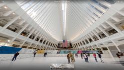 If You Haven't Seen Calatrava's World Trade Center Oculus In Person, This is Pretty Darn Close