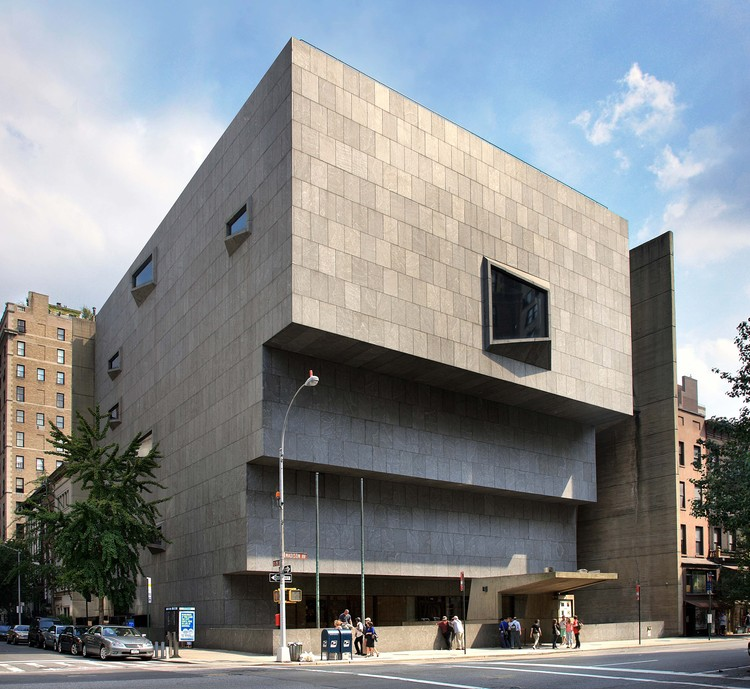The Met Breuer: A Loving Restoration of a Mid-Century Icon, © Ed Lederman