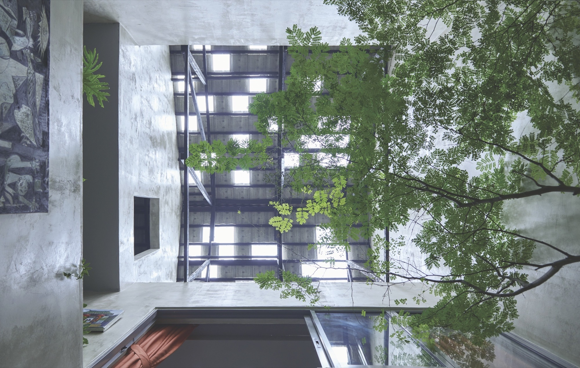 Gallery Of Terrace House Renovation O2 Design Atelier 9