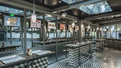 Rachel's Burger / Neri&Hu Design and Research Office