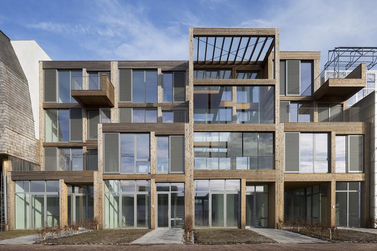 Woodlofts Buiksloterham / ANA architecten, © Luuk Kramer