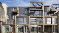Woodlofts Buiksloterham / ANA architecten