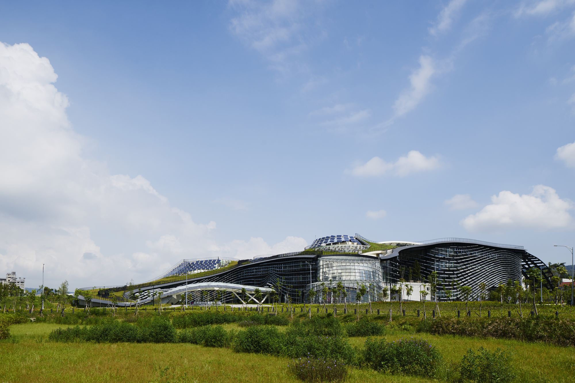 Architecture Exterior: ITRI Central Taiwan Innovation Campus Exterior Design