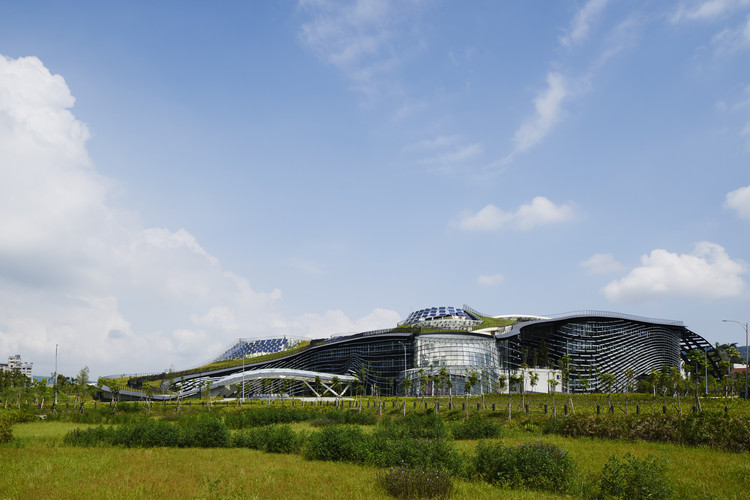ITRI Central Taiwan Innovation Campus Exterior Design  / Noiz Architects, © Daici Ano