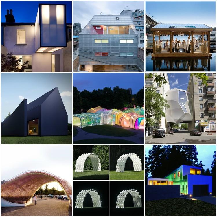 Arquitetura de plástico: 12 projetos que destacam o potencial dos polímeros