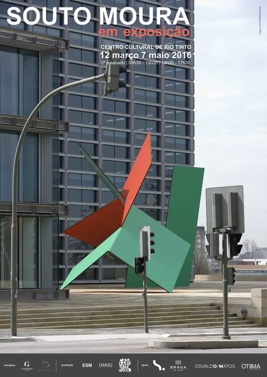 SOUTO MOURA em exposição, via Casa da Arquitectura
