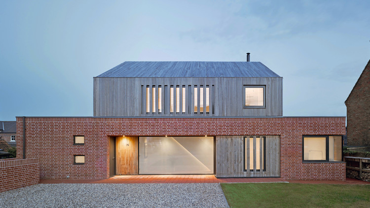 Broad Street House in Suffolk  / Nash Baker Architects, © Nick Guttridge