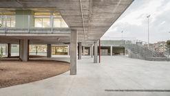 Escuela-Instituto Sant Llàtzer  / Territori 24