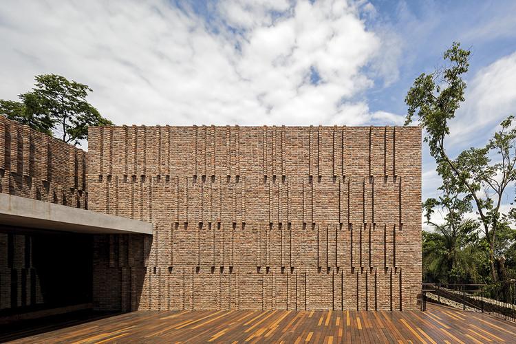 Galeria Claudia Andujar / Arquitetos Associados, © Leonardo Finotti