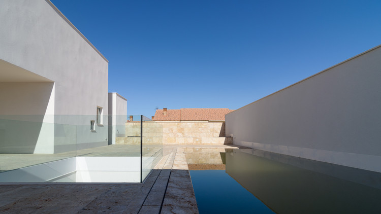 La Mancha  House / Carlos Campo, Miguel Jareño, © Avixual