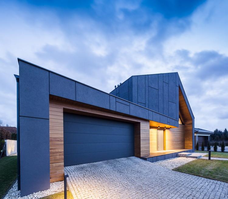RYB House / Beczak / Beczak / Architekci, © jankarol