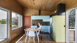 Field Way Bach  / Parsonson Architects