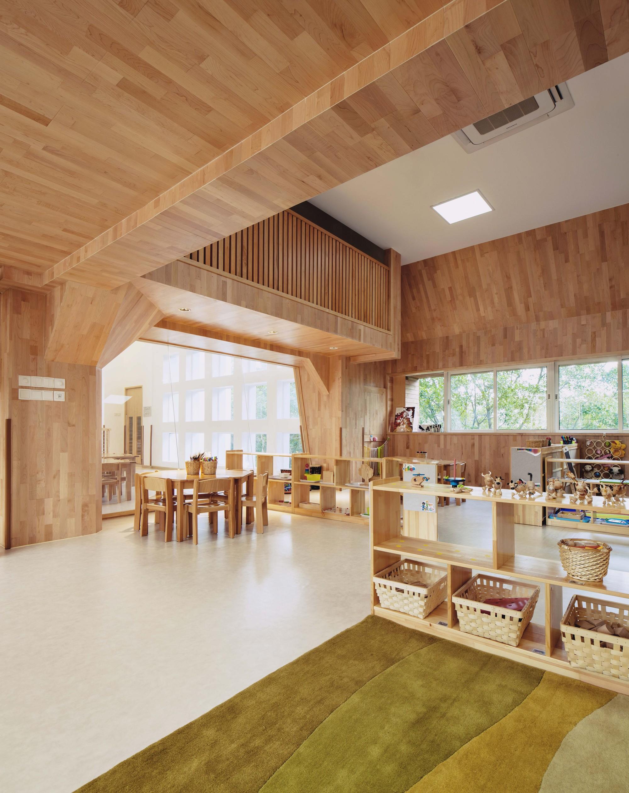 Gallery of IBOBI Kindergarten / VMDPE - 7