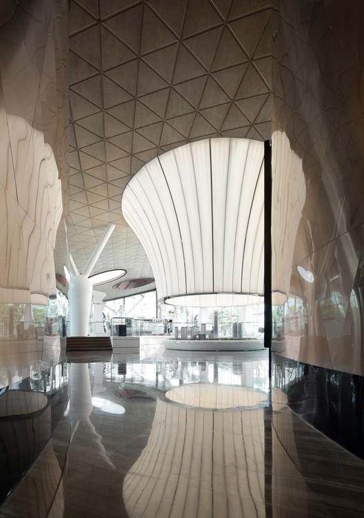 Lotus Square Art Center Raynon Chui Design Archdaily