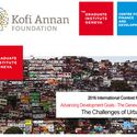 CALL FOR ENTRIES: THE CHALLENGES OF URBANISATION