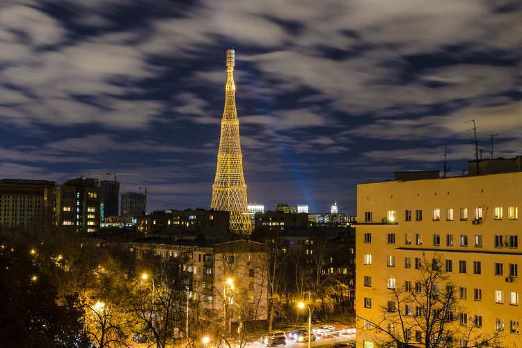 Petition Launched to Save Moscow's Shukhov Tower, Courtesy of The World Monuments Fund