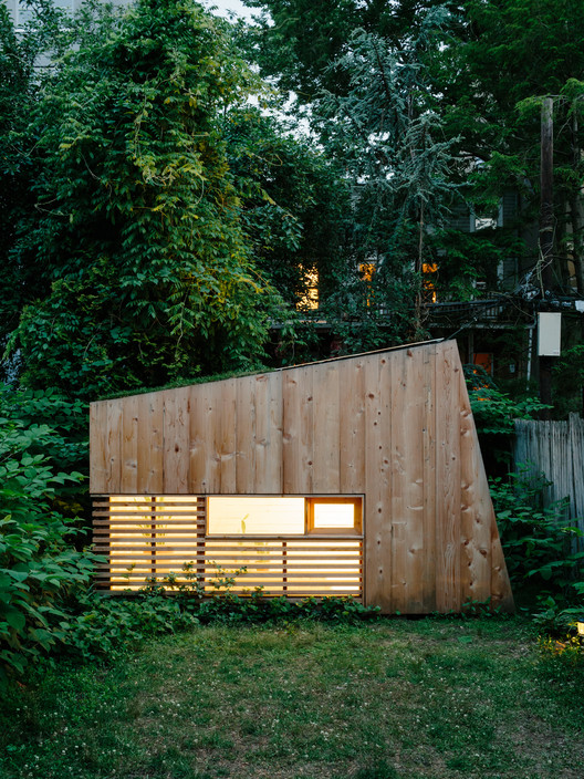 Brooklyn Garden Studio / Hunt Architecture, © Brian Ferry