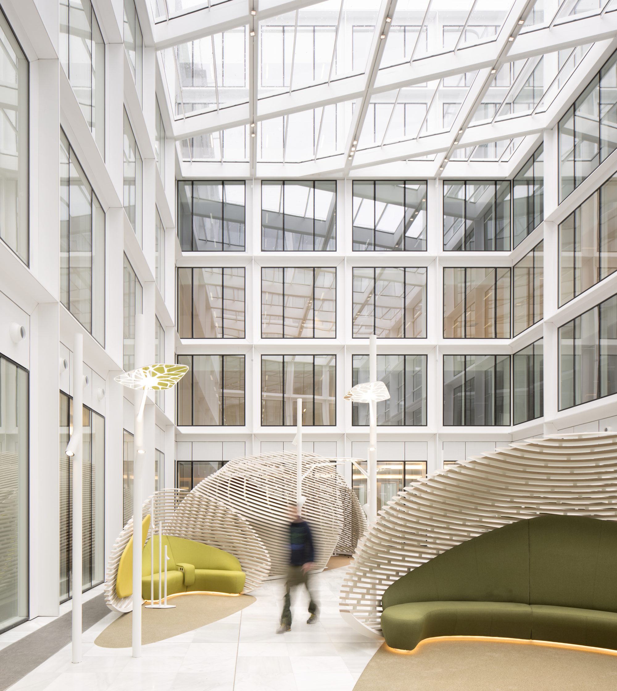 Cloud paris philippe chiambaretta architecte archdaily for Architecte paris