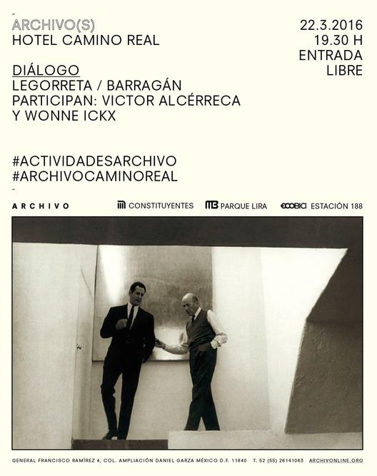 Diálogo Legorreta & Barragán / Ciudad de México