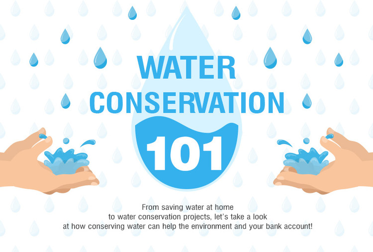 Infographic: 6 Exemplary Water Conservation Projects, Courtesy of The Water Filter Men